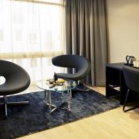 Spaces: The Peel Club in Stord Hotel, Norway