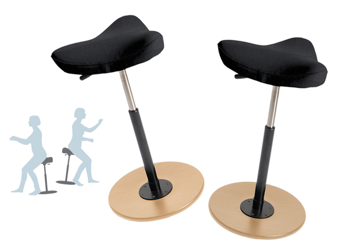 to choose a standing support chair as your back up office chair
